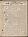 The Independent, V. 24, Thursday, June 7, 1900, [Whole Number: 1301]