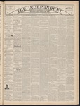 The Independent, V. 24, Thursday, July 19, 1900, [Whole Number: 1307]