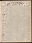 The Independent, V. 24, Thursday, July 26, 1900, [Whole Number: 1308]
