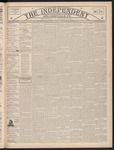 The Independent, V. 24, Thursday, August 23, 1900, [Whole Number: 1312]