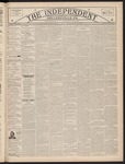 The Independent, V. 24, Thursday, August 30, 1900, [Whole Number: 1313]