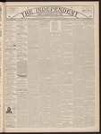 The Independent, V. 24, Thursday, October 11, 1900, [Whole Number: 1319] by The Independent