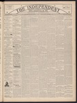 The Independent, V. 24, Thursday, October 18, 1900, [Whole Number: 1320] by The Independent