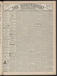The Independent, V. 24, Thursday, December 13, 1900, [Whole Number: 1328] by The Independent