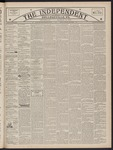 The Independent, V. 24, Thursday, March 14, 1901, [Whole Number: 1341]