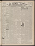 The Independent, V. 24, Thursday, March 28, 1901, [Whole Number: 1343]