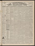 The Independent, V. 24, Thursday, May 2, 1901, [Whole Number: 1348]
