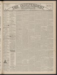 The Independent, V. 24, Thursday, May 9, 1901, [Whole Number: 1349]