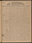 The Independent, V. 27, Thursday, August 8, 1901, [Whole Number: 1362]