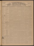The Independent, V. 27, Thursday, August 15, 1901, [Whole Number: 1363]