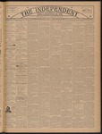 The Independent, V. 27, Thursday, August 29, 1901, [Whole Number: 1365]