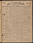 The Independent, V. 27, Thursday, September 19, 1901, [Whole Number: 1368]
