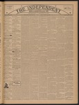 The Independent, V. 27, Thursday, September 26, 1901, [Whole Number: 1369]