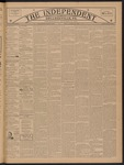 The Independent, V. 27, Thursday, October 31, 1901, [Whole Number: 1374]