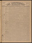 The Independent, V. 27, Thursday, November 7, 1901, [Whole Number: 1375]