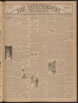 The Independent, V. 31, Thursday, November 23, 1905, [Whole Number: 1586]