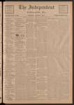 The Independent, V. 32, Thursday, August 1, 1907, [Whole Number: 1673]