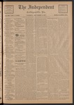 The Independent, V. 33, Thursday, September 5, 1907, [Whole Number: 1678]