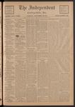 The Independent, V. 33, Thursday, September 26, 1907, [Whole Number: 1681]