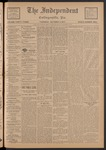 The Independent, V. 33, Thursday, October 3, 1907, [Whole Number: 1682]