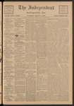 The Independent, V. 33, Thursday, January 2, 1908, [Whole Number: 1695]