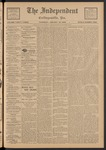The Independent, V. 33, Thursday, January 30, 1908, [Whole Number: 1699]