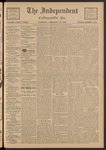 The Independent, V. 33, Thursday, February 20, 1908, [Whole Number: 1702]