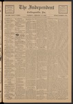 The Independent, V. 33, Thursday, February 27, 1908, [Whole Number: 1703]