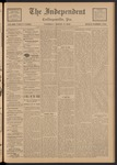 The Independent, V. 33, Thursday, March 5, 1908, [Whole Number: 1704]