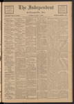 The Independent, V. 33, Thursday, May 7, 1908, [Whole Number: 1713]