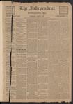 The Independent, V. 34, Thursday, June 4, 1908, [Whole Number: 1717]
