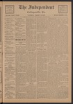 The Independent, V. 34, Thursday, August 6, 1908, [Whole Number: 1726]