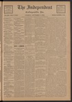 The Independent, V. 34, Thursday, September 3, 1908, [Whole Number: 1730]