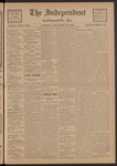 The Independent, V. 34, Thursday, September 24, 1908, [Whole Number: 1733]