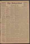 The Independent, V. 34, Thursday, October 1, 1908, [Whole Number: 1734]