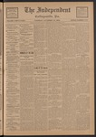 The Independent, V. 34, Thursday, October 22, 1908, [Whole Number: 1737]