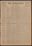 The Independent, V. 34, Thursday, October 29, 1908, [Whole Number: 1738]