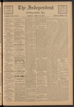 The Independent, V. 34, Thursday, March 18, 1909, [Whole Number: 1758]