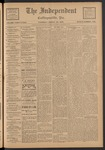 The Independent, V. 34, Thursday, March 25, 1909, [Whole Number: 1759] by The Independent