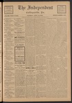 The Independent, V. 34, Thursday, April 15, 1909, [Whole Number: 1762] by The Independent