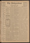 The Independent, V. 34, Thursday, April 22, 1909, [Whole Number: 1763] by The Independent