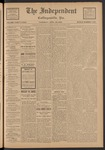 The Independent, V. 34, Thursday, April 29, 1909, [Whole Number: 1764] by The Independent