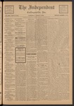 The Independent, V. 35, Thursday, June 10, 1909, [Whole Number: 1770] by The Independent