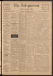 The Independent, V. 35, Thursday, October 14, 1909, [Whole Number: 1788]