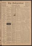 The Independent, V. 35, Thursday, November 4, 1909, [Whole Number: 1791]