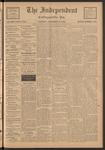 The Independent, V. 35, Thursday, November 18, 1909, [Whole Number: 1793]