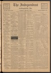 The Independent, V. 35, Thursday, January 6, 1910, [Whole Number: 1800]