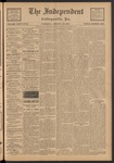 The Independent, V. 35, Thursday, January 20, 1910, [Whole Number: 1802]