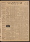 The Independent, V. 35, Thursday, February 3, 1910, [Whole Number: 1804]