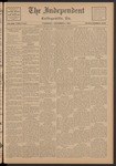The Independent, V. 36, Thursday, December 1, 1910, [Whole Number: 1846]